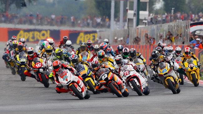 Un solo punto di domanda nella entry list 2012