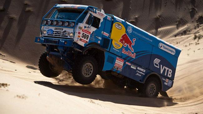 Dakar, 13° Tappa: Karginov si ripete col Kamaz