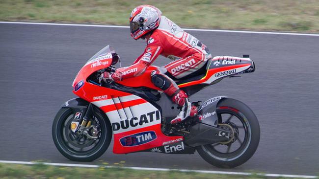 Oggi la nuova Ducati GP12 debutta a Jerez