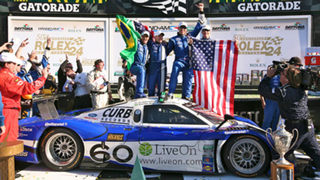 La Michael Shank Racing fa sua la 24 Ore di Daytona