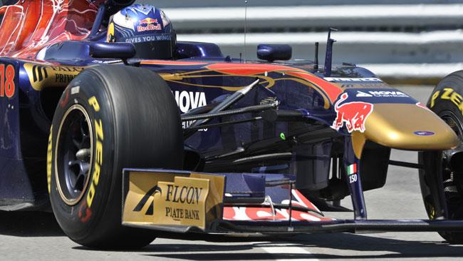 Toro Rosso: rinnovo con la Falcon Private Bank
