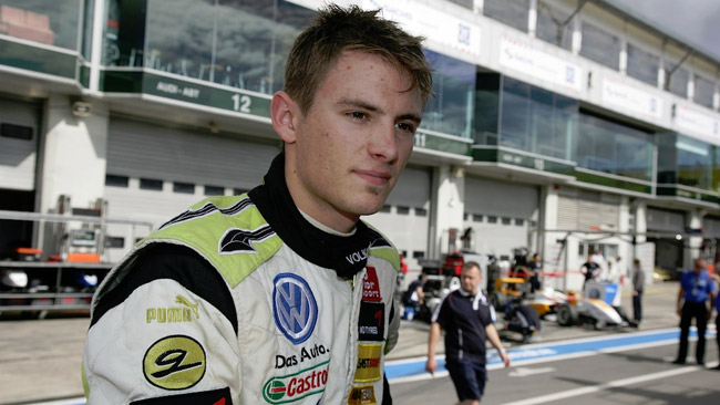 Marco Wittmann nominato riserva dalla BMW