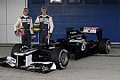 La Williams cerca il riscatto con la FW34
