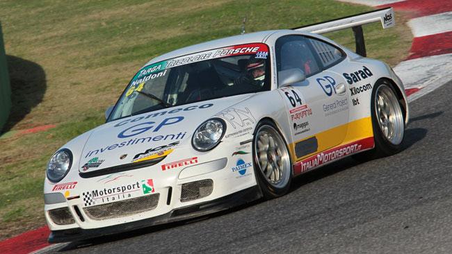 I calendari di Targa Tricolore Porsche e Ginetta Cup