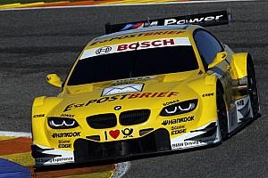 DTM Ultime notizie Tre giorni di test intensi per la BMW ad Estoril