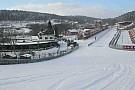 Ecco Spa tutta imbiancata dalla neve