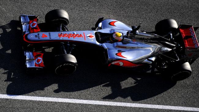 Hamilton non è soddisfatto della nuova McLaren