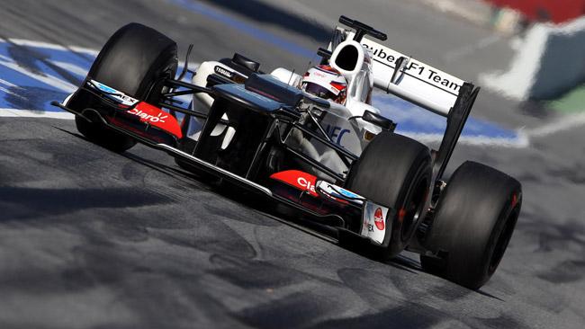 Barcellona, Day 4, Ore 13: Kobayashi migliora ancora