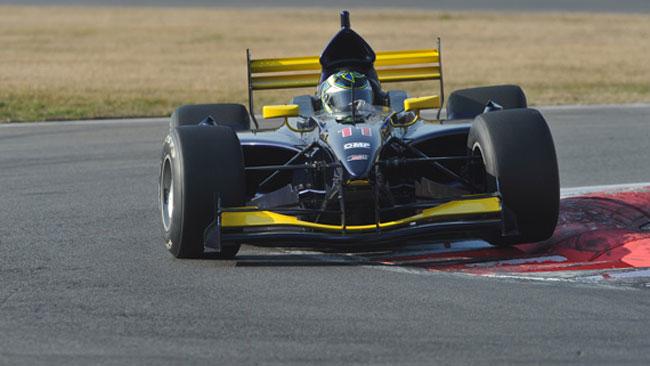 Test Monza: Guerin svetta nella sessione mattutina