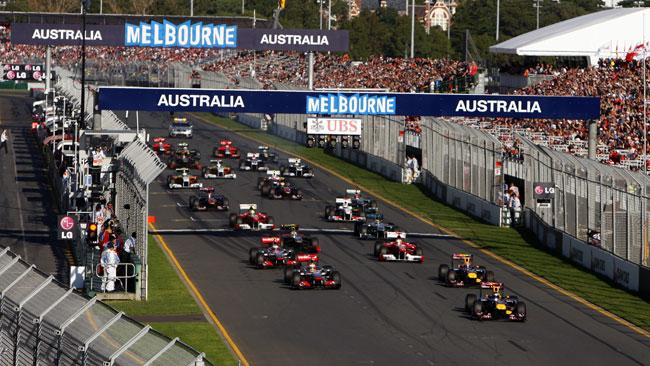 Le insidie per gli pneumatici a Melbourne