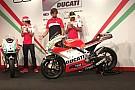 Livrea tricolore per le Ducati Desmosedici GP12!