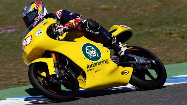 Jonas Folger si accasa alla Ioda Racing Project