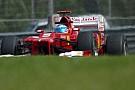 A Barcellona arriva una Ferrari F2012 tutta nuova