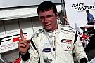 Dean Stoneman ai test collettivi di Silverstone
