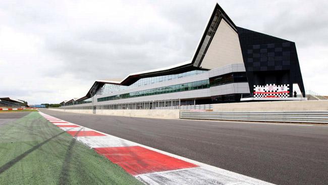 I rookie test si spostano a Silverstone nel 2012?