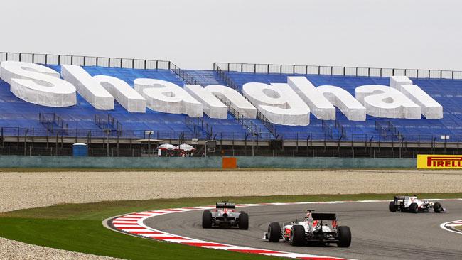 Pirelli: soft e medium per i curvoni di Shanghai