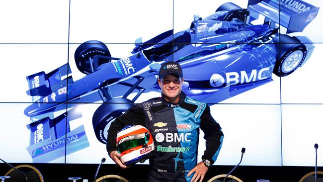 Barrichello torna allo status di pilota rookie!