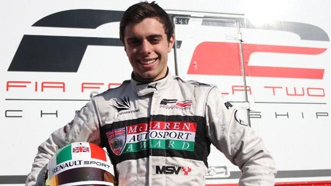 Dino Zamparelli ultima aggiunta alla entry list 2012