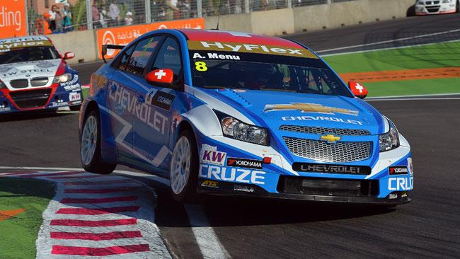 Dominio Chevrolet in gara 1 a Marrakech