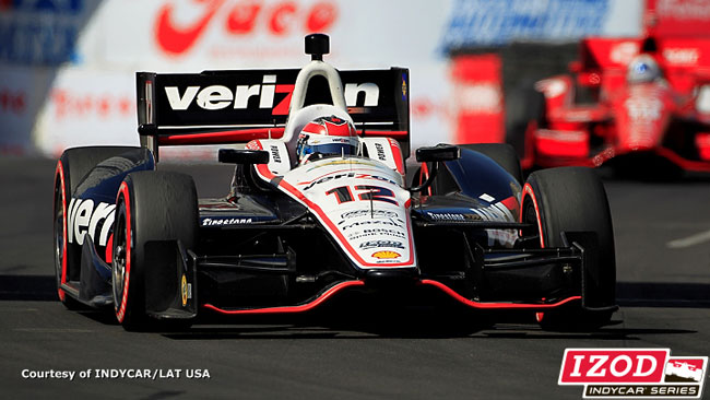 Capolavoro tattico di Will Power a Long Beach