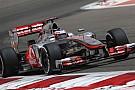 Button non trova il set-up giusto per la sua McLaren