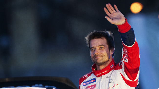 Una gara in Porsche per Sébastien Loeb