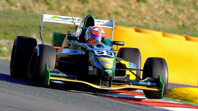 Riparte da Pergusa la Formula 2000 Light