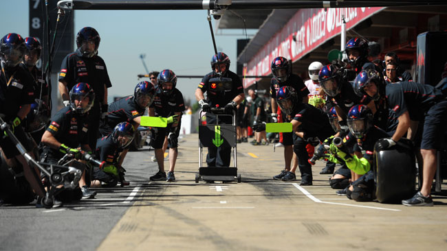 La Pirelli prevede una tattica con tre soste in gara