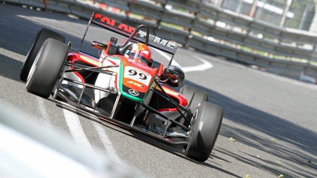Raffaele Marciello vince Gara 1 di Pau