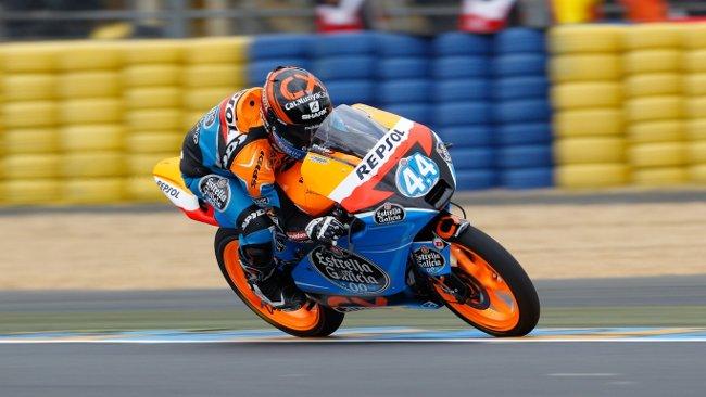 Le Mans, Libere 3: Miguel Oliveira batte Viñales