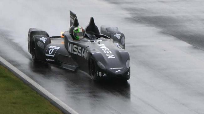 La Nissan DeltaWing pensa all'ALMS per il 2013?