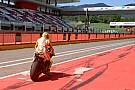 Esce il sole al Mugello: le Ducati accendono i motori