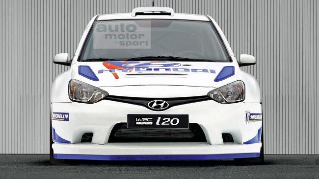Hyundai torna nel WRC dal 2013