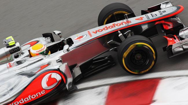 Montreal, Libere 2: le due Ferrari braccano Hamilton