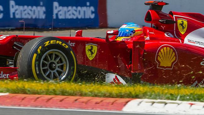 Caro Alonso la Ferrari ha sbagliato la strategia