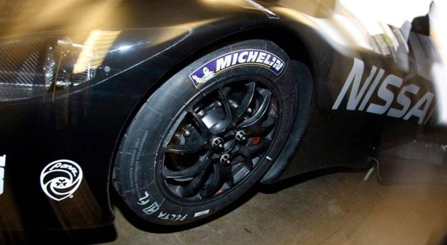 Michelin primo partner del progetto DeltaWing