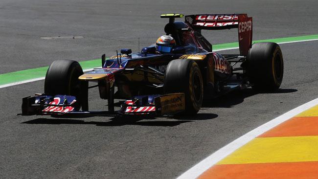 10 posizioni in griglia a Silverstone per Vergne