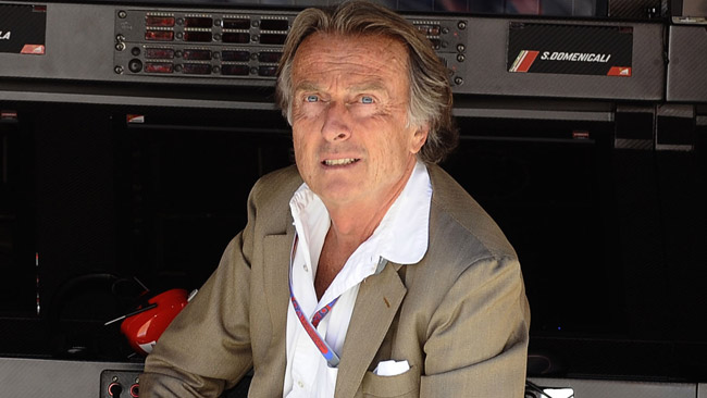 Montezemolo sogna una Gp di Formula 1 al Mugello