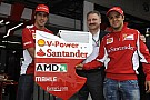 La Ferrari rinnova la partnership con la Mahle
