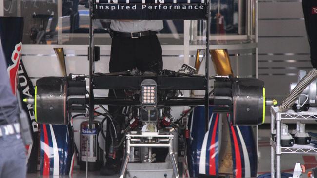Webber ha rotto il cambio: pagherà 5 posizioni!