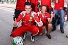 Gilardoni festeggia la prima pole del 2012 a Misano