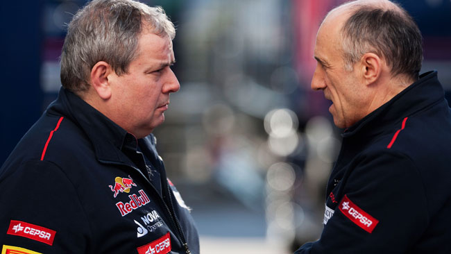 James Key al posto di Ascanelli in Toro Rosso?