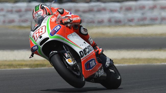La Ducati annuncia il rinnovo di Nicky Hayden