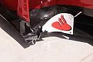 Brutti ma efficaci i mini flap della Ferrari F2012