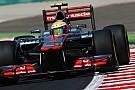 Hungaroring: Hamilton firma la 150. pole McLaren