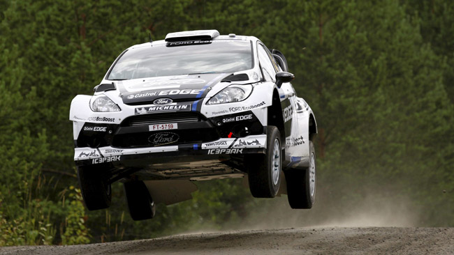 Finlandia, PS2: Solberg risponde a Loeb