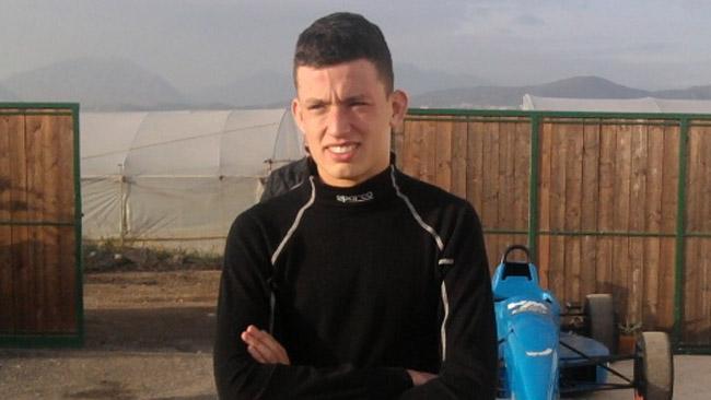 Kuba Dalewski debutta ad Imola con Ghinzani