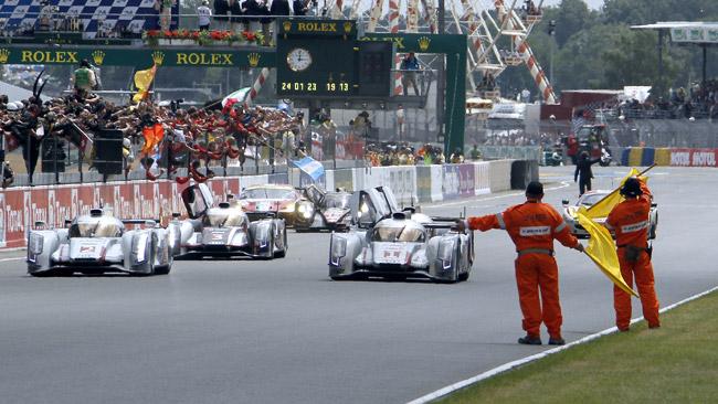 La 24 Ore di Le Mans 2013 slitta di una settimana