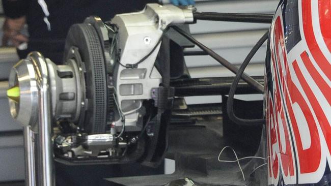 L'usura dei dischi Brembo con 1000 buchi è di 1 mm!