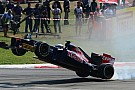 Il ritiro di Vergne a Monza a causa della sospensione
